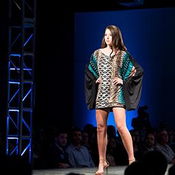 Manta Dress designed by Sarah Wanek