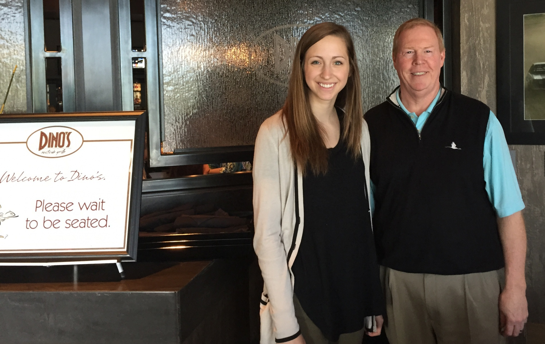 hospitality restaurant tourism management college of hrtm student lori matzke worked lincoln restaurant owner dean hart on a menu review project as part of an advanced food and beverage class