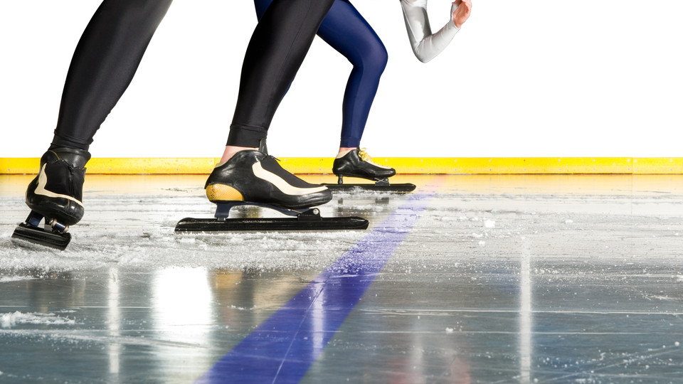 image of skaters feet
