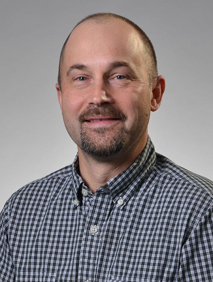 Corey Rumann portrait photo