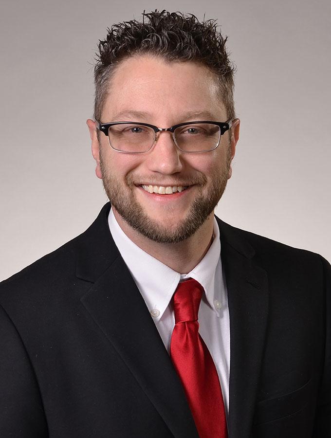 Portrait of Ben Lennander