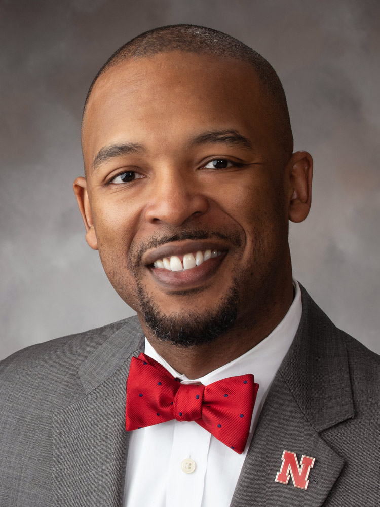 Dr. Marco Barker - Vice Chancellor of Diversity and Inclusion