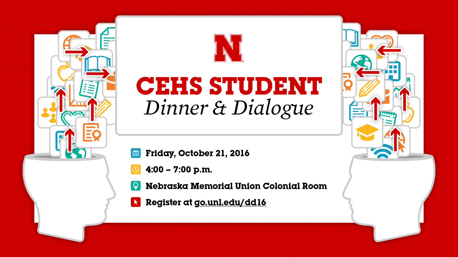 CEHS Dinner & Dialogue graphic