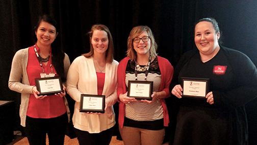 NASPA regional case study team wins competition.
