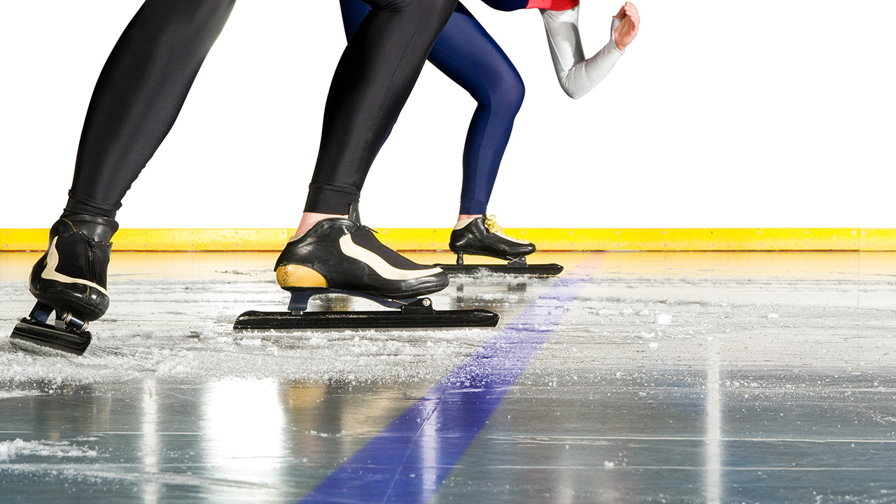 Speedskating stock photo - Shutterstock