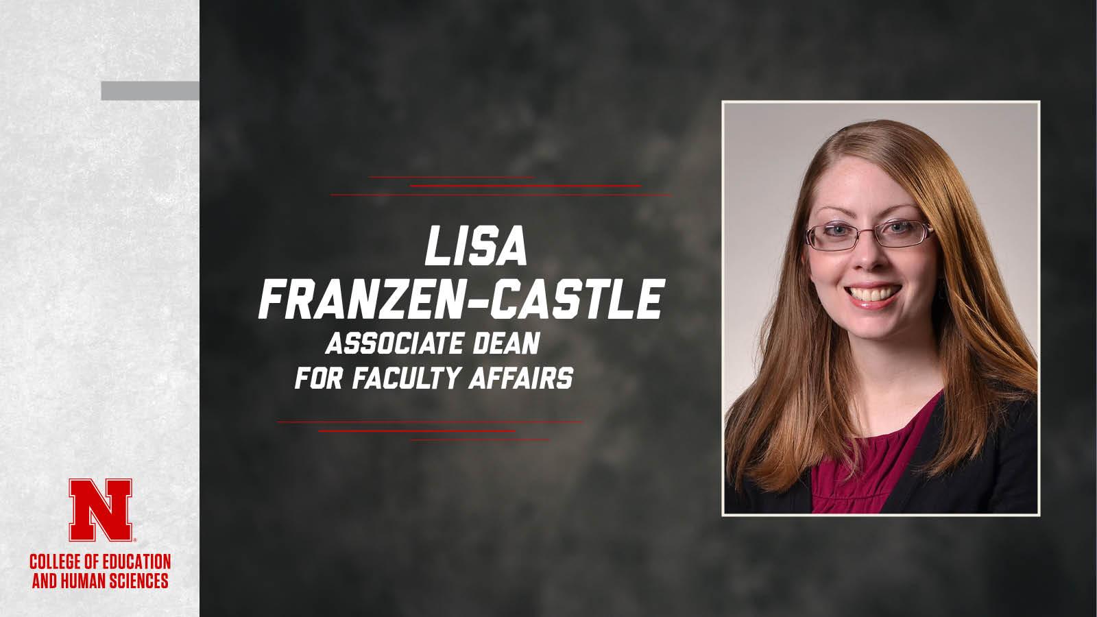 Lisa Franzen-Castle