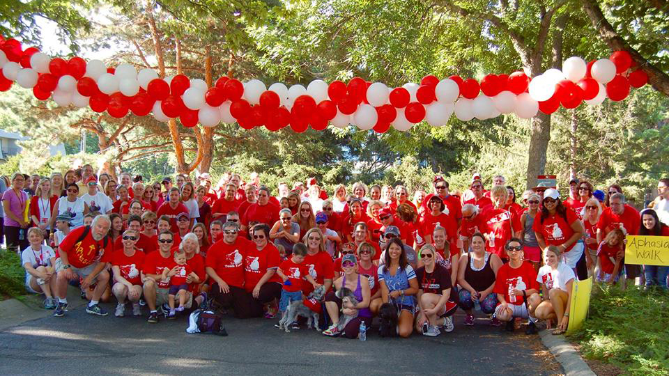 Aphasia Awareness Walk