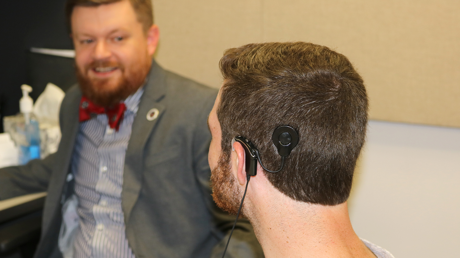 Josh Sevier - cochlear implant clinic