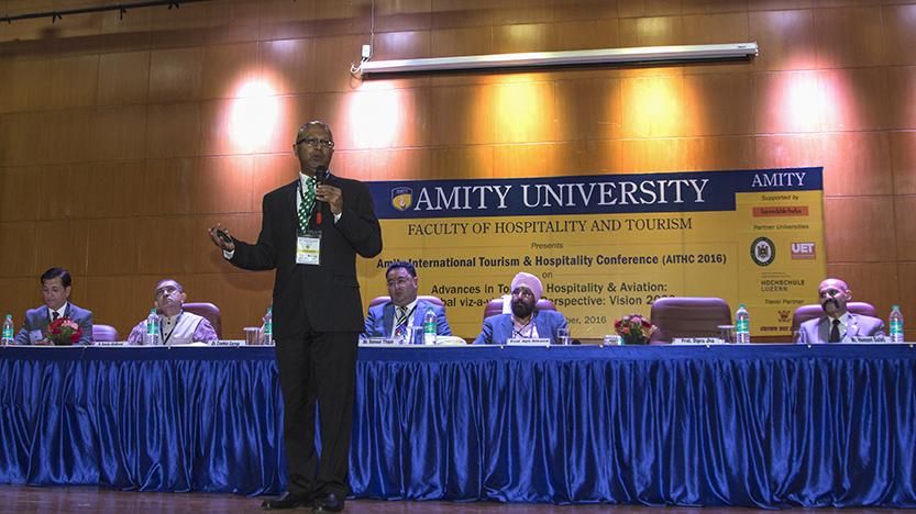 Dipra Jha, keynote speaker