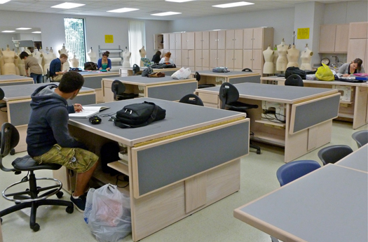 Tcd 39 S Apparel Design Studio Renovation Heading To