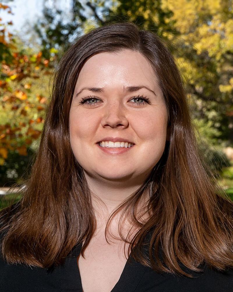 Kristy Saunders (Asst. Director UNL Husker Hub)