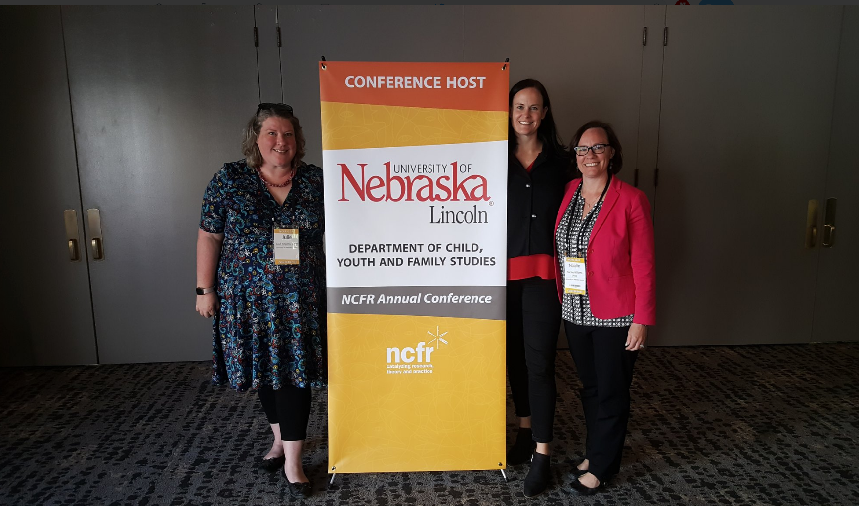 CYAF hosted the 2018 NCFR conference