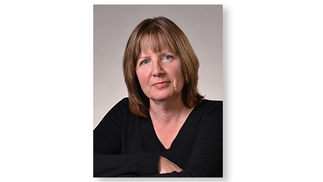 Ruth Heaton, Gilmartin Professor of Mathematics Education in the Department of Teaching, Learning and Teacher Education.