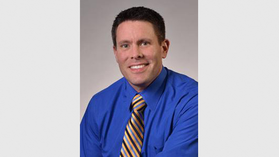 Joel Cramer, associate professor, Nutrition and Health Sciences
