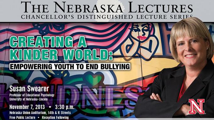 Nebraska Lecture artwork