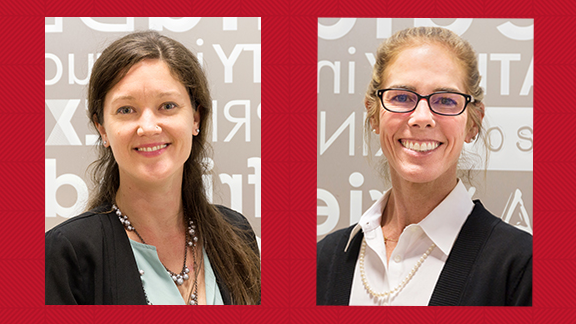 Eckerson and Staples-Farmer named Practice Fellows.