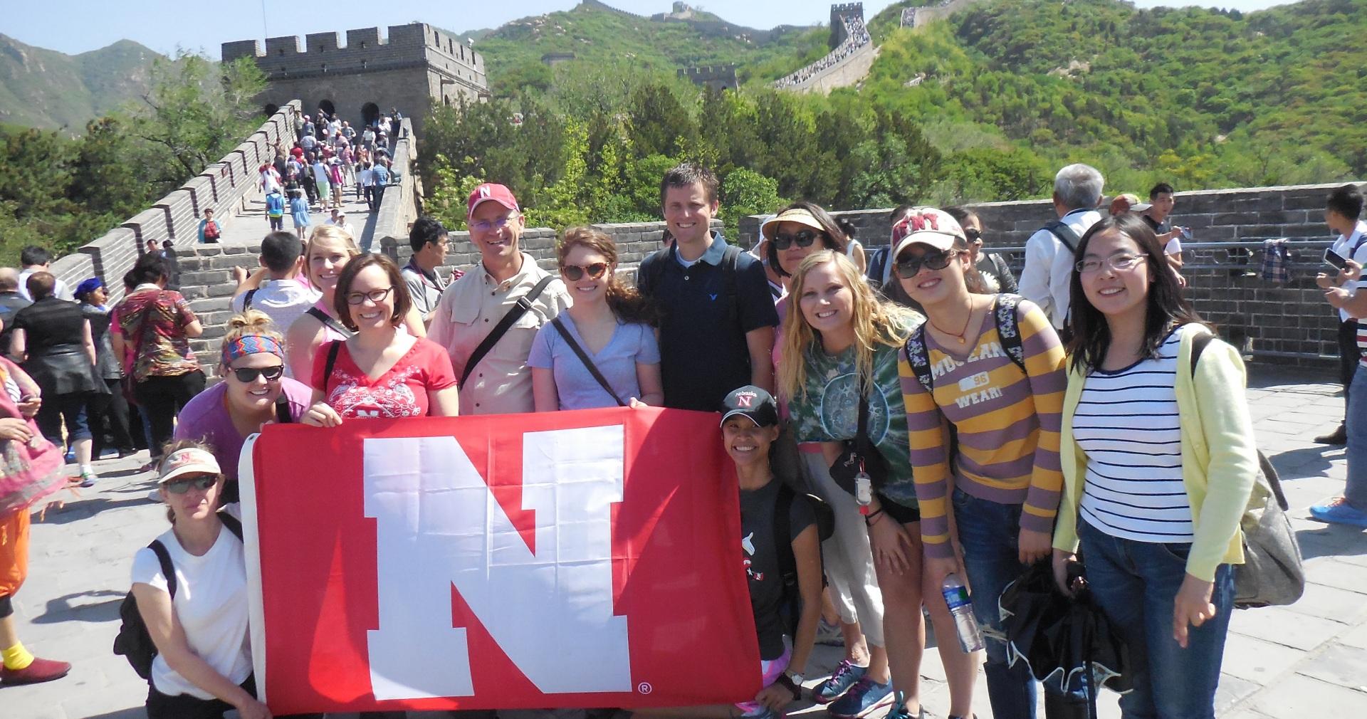 CYAF Students Visit China