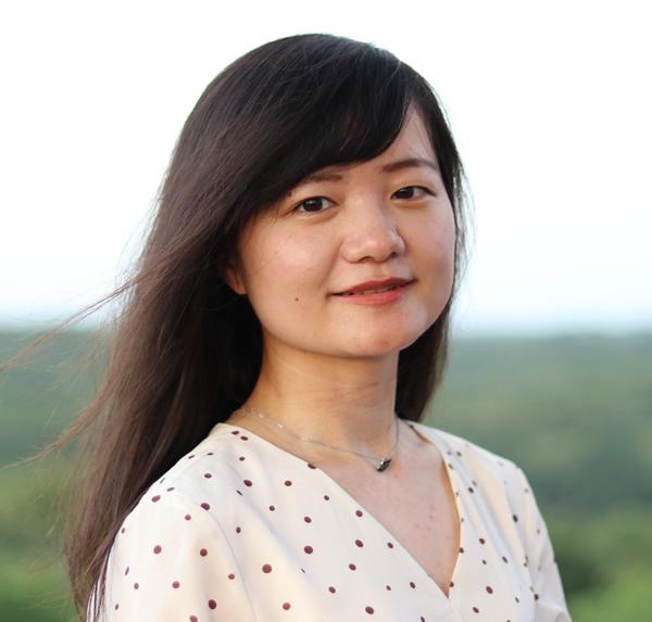 Photo of Peiwen Wang