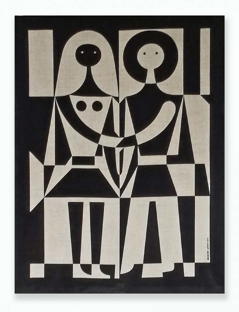 Alexander Girard And Textile Design At Mid Century