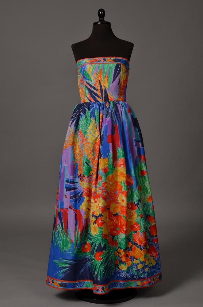 Tribouillard evening dress