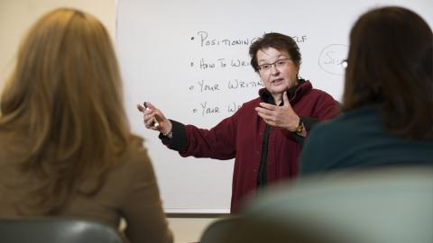 Marilyn Grady, Professor, Educational Administration