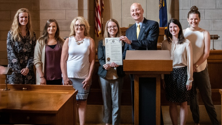 June 2019 Aphasia Awareness Month proclamation