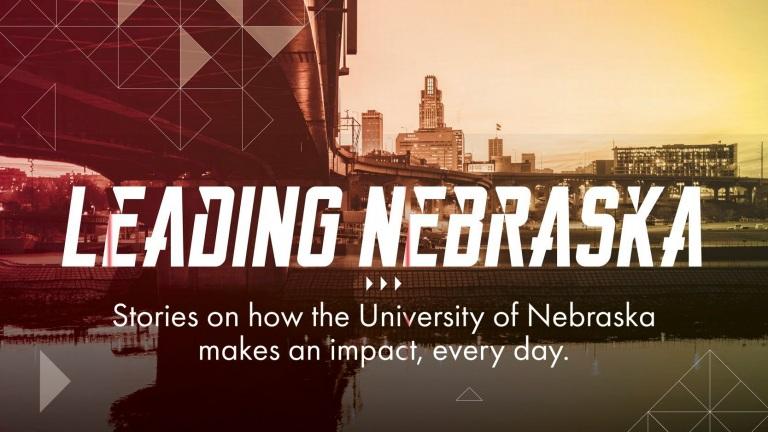Leading Nebraska