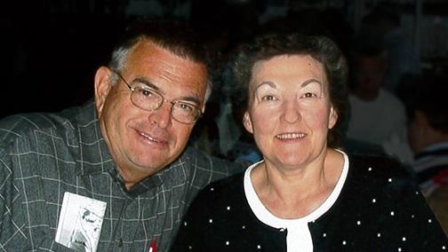 Bill and Mae Whitmer