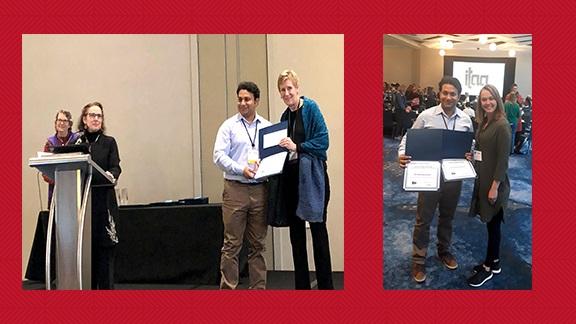 TMFD student receives ITAA award
