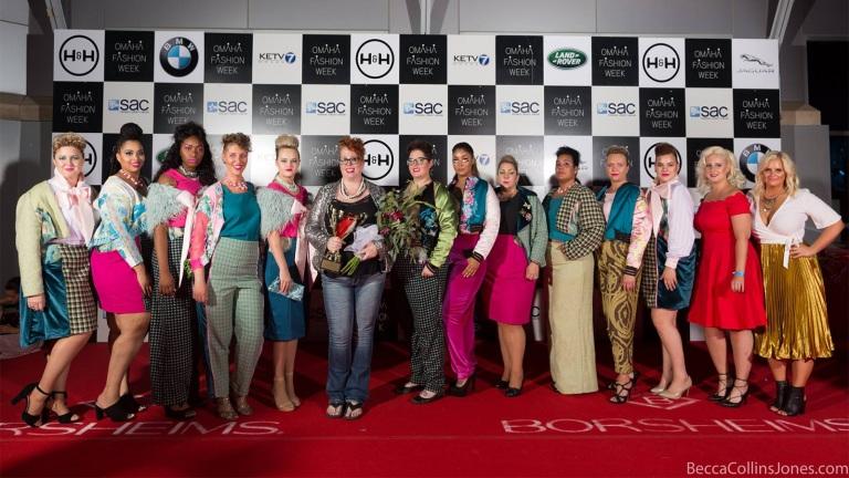 Korinne Zimmerman, Omaha Fashion Week Emerging Designer