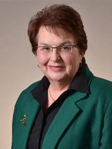 Dr. Marilyn Grady portrait picture