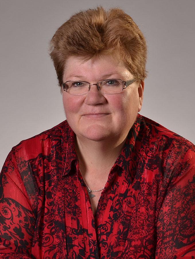 Debra Mullen portrait picture