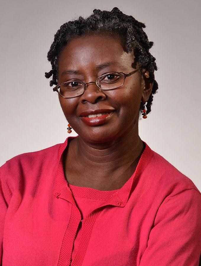 Georgia Jones portrait picture