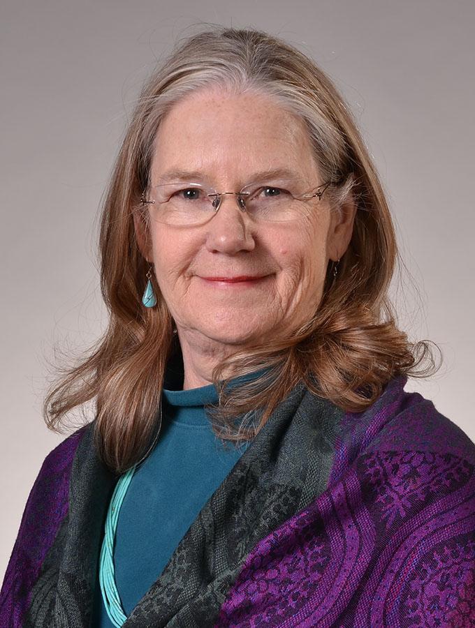 Julie Thomas portrait picture