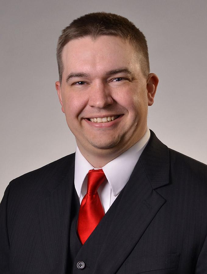 Eric Einspahr Portrait Picture