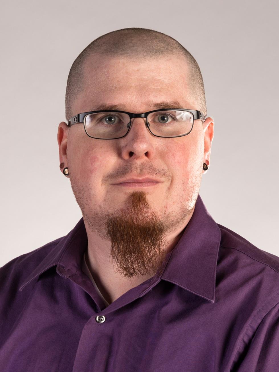 John Hood, data analysis specialist